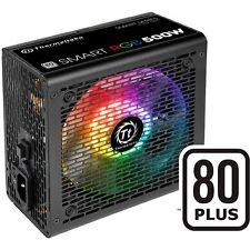 Thermaltake Smart RGB 500W, PC-Netzteil, schwarz