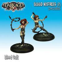 Dark Age: Skarrd Blood Mistress (2) - DAG3305