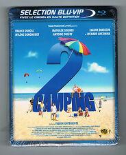 CAMPING 2 - FRANCK DUBOSC - CLAUDE BRASSEUR - COMBO BLU-RAY & DVD - NEUF NEW NEU
