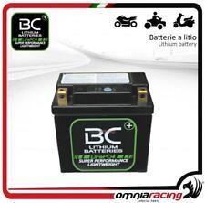 BC Battery moto lithium batterie pour Kawasaki BN125 A ELIMINATOR 1998>2007