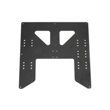 Black Anodized Aluminum Y Carriage Plate Upgrade Prusa i3 Anet A8 3D Printer UK