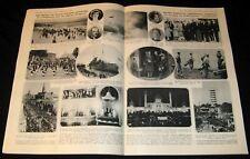PRINCE OF WALES 1932 EDWARD IN COPENHAGEN PICTORIAL FUTURE DUKE OF WINDSOR