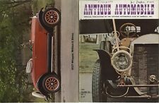 Porter Automobile 1962 Aaca magazine Whippet De Tamble Ford First Truck Index
