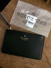Kate Spade Wristlet Wallet Black, Blue, Rose, Gold, Purple, and Dark Red