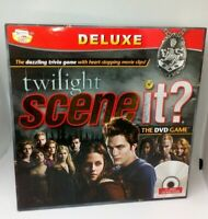 Twilight - Scene It? The DVD Game Deluxe Edition Complete and Working