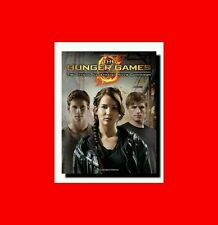 ☆GUIDE BOOK^THE HUNGER GAMES: OFFICIAL ILLUSTRATED MOVIE COMPANION-BEHIND SCEN