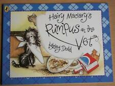 Hairy Maclary's Rumpus at The Vet Lynley Dodd Paperback 2007 1st Kid Classic