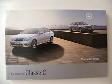 Catalogue : MERCEDES - BENZ  la nouvelle classe C