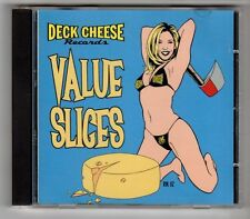 (GY557) Various Artists, Deck Cheese Records - Value Slices - CD