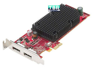 ATI FirePro 2260 256MB Low Profile Graphics Video Card PCIe DisplayPort