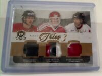 Upper Deck The Cup Trios Patch Keith/Pronger/Niedermayer Team Canada 4/10