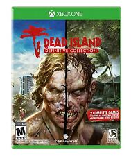 NEW Dead Island Definitive Collection (Microsoft Xbox One, 2016)