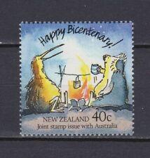 34613) New Zealand MNH Neu 1988 Australian Bi-Jubiläum 1v