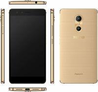 """Tecno Phantom 6 32 Go 5,5"""" Smartphone Android RAM 3 Go Or double SIM désimlocké"""