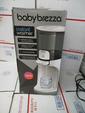Baby Brezza Instant Warmer For A Formula Bottle Holds 50Oz Water Nj-123 New