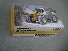 Liebherr Radlader L 566 - 2plus2  Neu - OVP - RAR