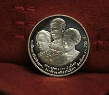 Thai Red Cross Society Queen Sirikit 1993 Thailand 10 Baht Proof World Coin