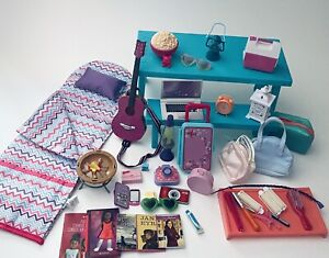 """Huge Lot Of Our Generation American Girl  18"""" inch Doll Accessories"""