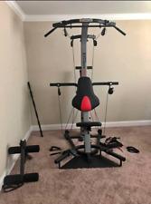 Bowflex Xtreme 2 SE Lat Squat Legs Arms Chest Home Gym Extreme Power Rod Fitness