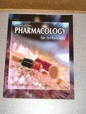 PHARMACOLOGY FOR TECHNICIANS Ballington 2E 2003 NEW