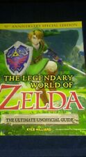 The Legendary World of Zelda 30th Anniversary Special Edition Ultimate Guide