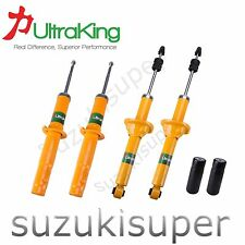 Honda CRV RD Wagon 10/97-11/01 Ultraking Front Rear Struts Shock Absorbers