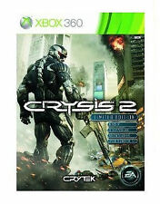 Crysis 2 - Limited Edition (Xbox 360), Very Good Xbox 360, Xbox 360 Video Games