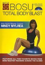 TOTAL BODY BLAST: BEST OF BOSU BALANCE TRAINER(Mindy Mylrea) - DVD - Region Free