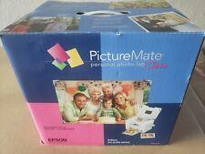 Epson PictureMate Charm PM 225 Digital Photo Inkjet Printer