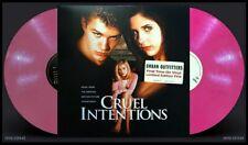 CRUEL INTENTIONS Soundtrack 2xLP on PINK VINYL New SEALED Placebo Verve Blur