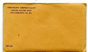 1959 Philadelphia Proof Mint Set Sealed with COA