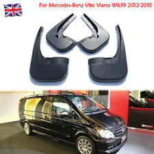 For Mercedes-Benz Vito Viano W639 2012-2015 OEM Splash Guards Mud Guards Flaps