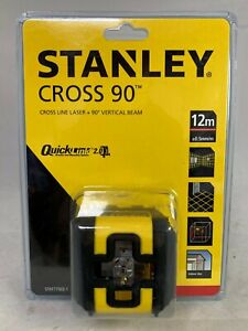 Stanley Cross 90 Line Laser + 90degree Vertical Beam