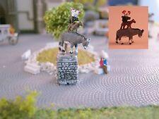 (T108) Stadtmusikanten Figur Spur Scale Gauge Z (1:220)