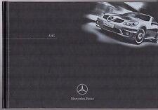 Mercedes-Benz AMG 2004 UK Market Brochure C30 C55 E55 S55 CLK55 SLK55 CL55 SL55