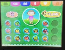 Todas las cestas de fruta infinita Animal Crossing New Leaf + 1 millones de campanas