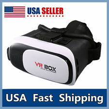 Virtual Reality Google Cardboard 2nd Gen VR Box 3D Glasses Android 6T