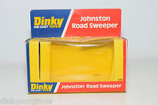 DINKY TOYS 449 JOHNSTON ROAD SWEEPER ORIGINAL EMPTY BOX VN MINT CONDITION