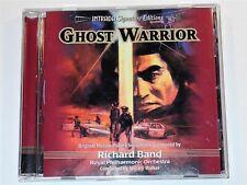 Richard Band GHOST WARRIOR Shirley Walker Soundtrack CD (VG+)
