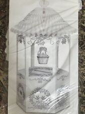 Wedding/Bridal shower Wishing Well Card Box