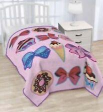 Xl Large Jojo Siwa Single Fleece Bed Blanket Throw 🇺🇸☝️