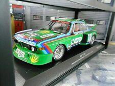BMW 3.5 CSL Gr.2 Schnitzer Gösser #10 Quester Peterson WG 1976 Minichamps 1:18