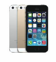 Apple iPhone 5s 16GB Factory Unlocked Smartphone Refurbished Gold, Silver, Gray
