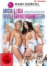 Frivole infirmières (Marc Dorcel) 2016 [DVD] Anissa & LOLA * NOUVEAU & NEUF dans sa boîte *