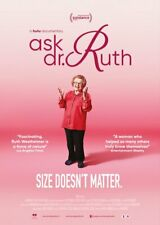 ASK   DR.  RUTH       film    poster.