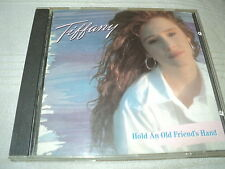 """CD """"HOLD AN OLD FRIEND'S HAND"""" Tiffany"""