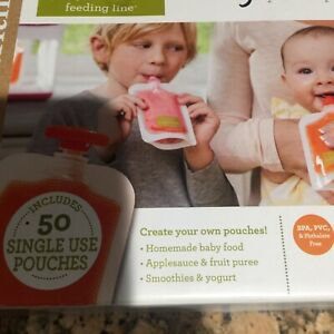 New Open Box Infantino Fresh Squeezed 50 Package