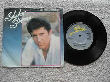 """SHAKIN' STEVENS CRY A LITTLE BIT EPIC RECORDS 7"""" VINYL SINGLE in PICTURE SLEEVE"""