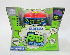 NEW - Really R.A.D Robots Fartbro Toy - Remote Control Fart Sounds - RRP $35