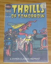 Hyper-Classics Presents #2 VF/NM thrills of tomorrow 20 with COA [#245 of 500]